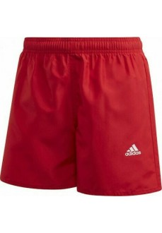 Adidas Kid´s Swim Shorts Classic Badge Of Sport Red GE2048 | Swimwear for Kids | scorer.es