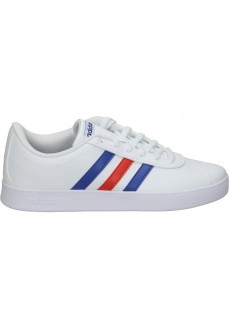 Adidas Kid´s Shoes Vl Court 2.0 K White FY7170 | Kid's Trainers | scorer.es