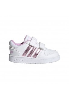 Adidas Kid´s Shoes Hoops 2.0 White FY9462 | Kid's Trainers | scorer.es