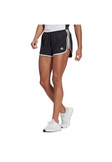 Adidas Woman´s Short Pants Marathon 20 Black GK5265 | Trousers for Women | scorer.es