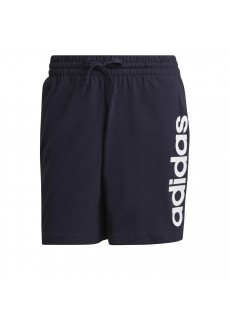 Adidas Men´s Short Pants Essentials Linear Navy GK9605 | Trousers for Men | scorer.es