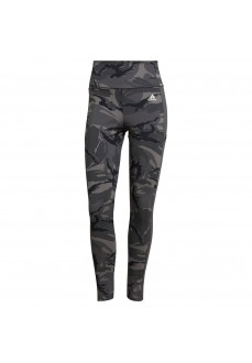 Adidas Woman´s Tights 7/8 Camo GL3777 | Tights for Women | scorer.es