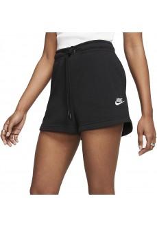 Pantalón Corto Mujer Nike Sportswear Essential Negro CJ2158-010 | scorer.es