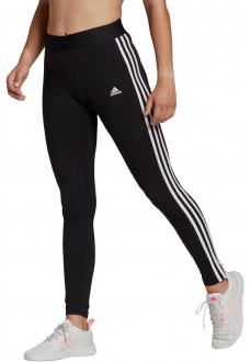 Adidas Woman´s Tights Loungewear Essentials Black GL0723 | Tights for Women | scorer.es