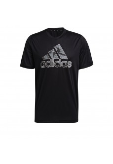 Adidas Men´s T-Shirt Designed 2 Black GP2659 | Men's T-Shirts | scorer.es