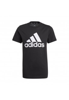 Adidas Kid´s T-Shirt Essentials Black GN3999 | Kids' T-Shirts | scorer.es