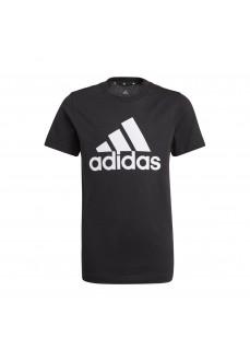Camiseta Niño/a Adidas Essentials Negro GN3999 | scorer.es