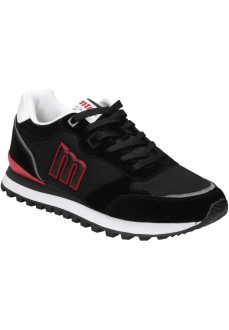Mustang Men´s Shoes Cerdy Black 84363 | Men's Trainers | scorer.es
