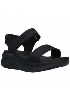 Skechers Woman´s Sandals D´Lux Walke Black 119226 BBK | Women's Sandals | scorer.es