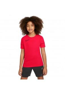 Camiseta Niño/a Nike Dri-Fit Academy Rojo CW6103-660 | scorer.es