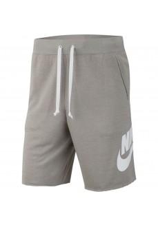 Nike Men´s Short Pants Sportswear Alumni Grey AR2375-064 | Trousers for Men | scorer.es