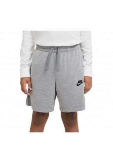 Nike Kid´s Short Pants Sportswear Grey DA0806-091 | Trousers for Kids | scorer.es