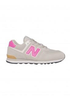 New Balance Kid´s Shoes GC574 Grey GC574 ME2 | Kid's Trainers | scorer.es