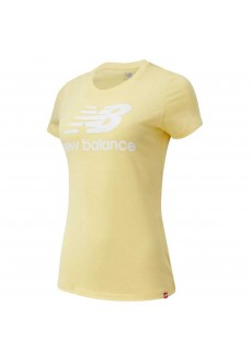 Camiseta Mujer New Balance Essentials WT91546 LHZ | scorer.es