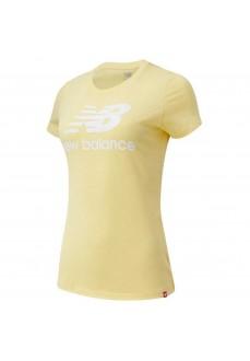 New Balance Woman´s T-Shirt Essentials WT91546 LHZ | Women's T-Shirts | scorer.es