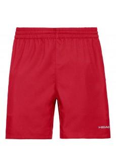 Head Men´s Short Pants Club Red 811379 | Paddle tennis clothing | scorer.es