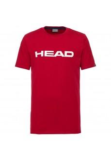 Camiseta Hombre Head Club Ivan 811400 ROJA | scorer.es