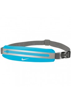 Cinturón Para Correr Nike Slim Azul N1000828449 | scorer.es