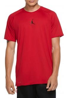 Jordan Men´s T-Shirt Air Red CU1022-687 | Men's T-Shirts | scorer.es