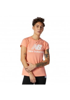 Camiseta Mujer New Balance Essentials WT91546 PPI | scorer.es