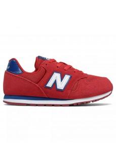 New Balance Kid´s Shoes Red YC373 SRW | Kid's Trainers | scorer.es