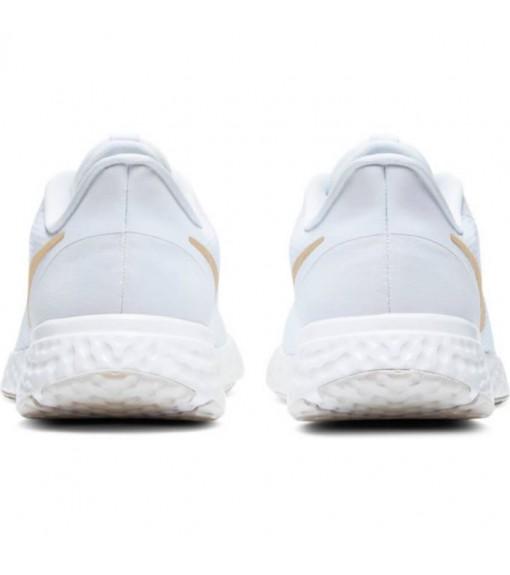 Zapatillas Mujer Nike Revolution 5 Blanco BQ3207-108 | scorer.es