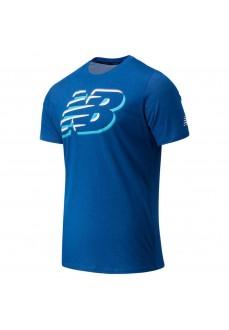 New Balance Men´s T-Shirt Essentials MT11071 CNB | Men's T-Shirts | scorer.es