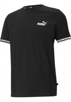 Puma Men´s T-Shirt Amplified Tee 585778-01 Black | Men's T-Shirts | scorer.es