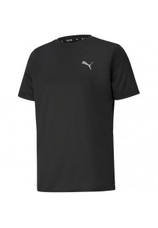 Puma Men´s T-Shirt Run Favorite SS Tee Black 520208-01 | Running T-Shirts | scorer.es