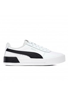 Puma Woman´s Shoes Carina L White 370325-21 | Women's Trainers | scorer.es