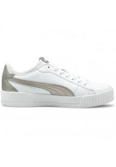 Puma Woman´s Shoes Carina Crew White 368879-01   Women's Trainers   scorer.es