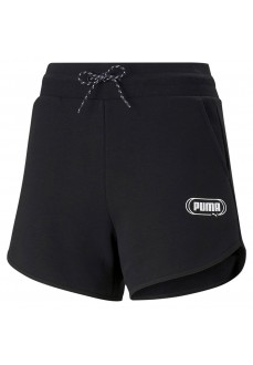 "Puma Woman´s Short Pants Rebel 4"" Black 585817-01 