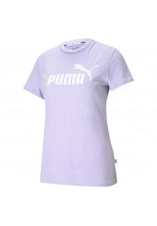 Camiseta Mujer Puma Amplified Graphic Tee Morado 585902-16 | scorer.es