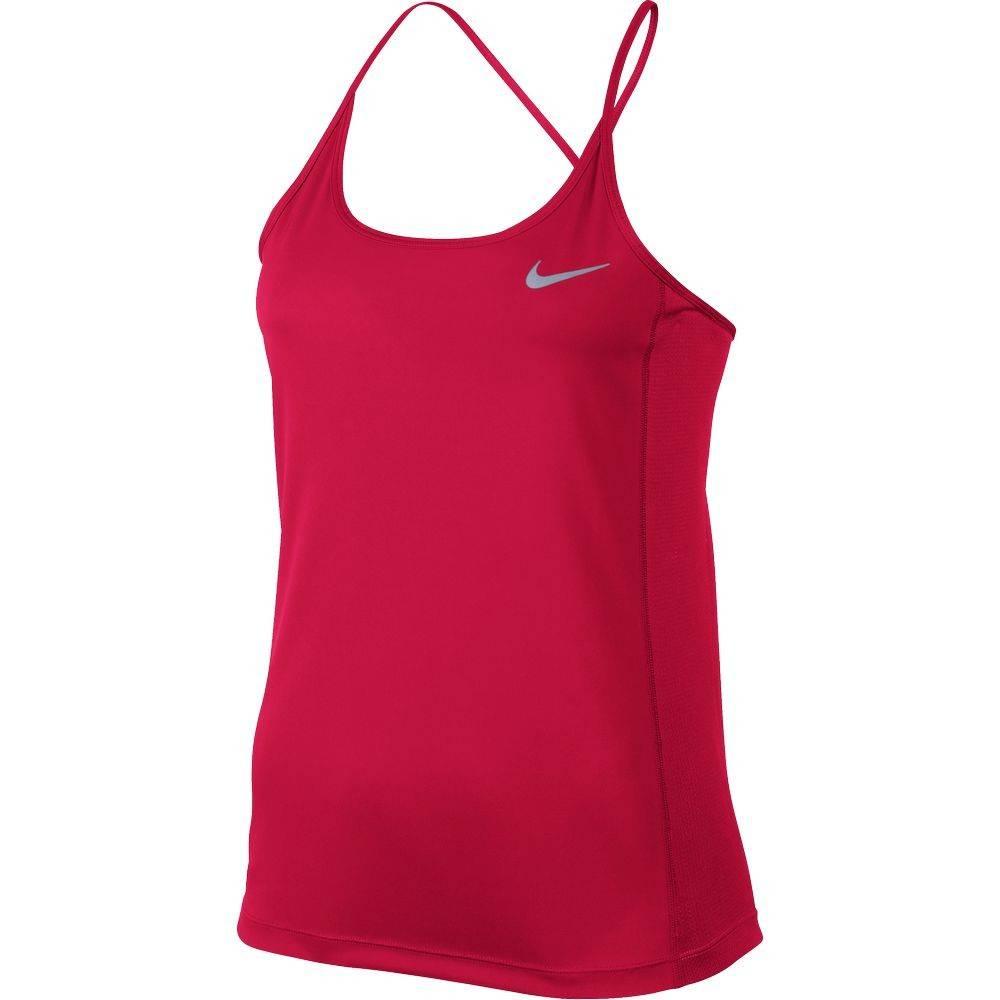 gran inventario estilos clásicos zapatos exclusivos Comprar Camiseta De Tirantes Nike Dry Miler Para Mujer