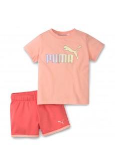 Puma Child Set Minicats Pink 586622-26