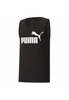 Puma Men´s T-Shirt Esssentials Tank Black 586670-01 | Men's T-Shirts | scorer.es