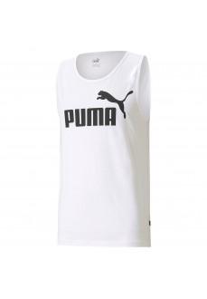 Puma Men´s T-Shirt Esssentials Tank White 586670-02 | Men's T-Shirts | scorer.es