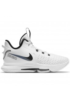 Nike Me´s Shoes Lebron Witness 5 White CQ9380-101 | Basketball shoes | scorer.es