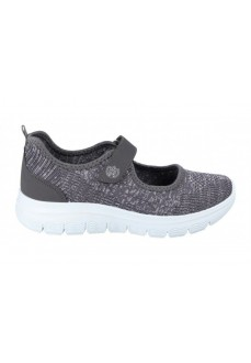 Laura Azaña Woman´s Shoes Linux Grey LA24507TE | Women's Trainers | scorer.es