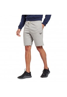 Reebok Men´s Short Pants Indentity Grey GJ0557 | Trousers for Men | scorer.es