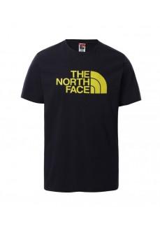 Camiseta Hombre The North Face Easy Tee Negro NF0A2TX3XE31 | scorer.es