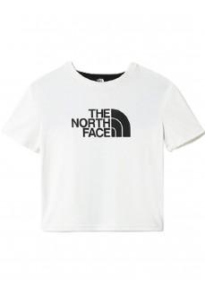 The North Face Women's T-Shirt Mountain Athletics White NF0A5567FN41 | Women's T-Shirts | scorer.es