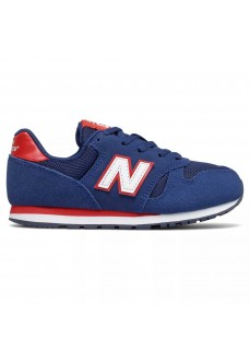 New Balance Kid´s Shoes YC373 Blue YC373 SNW | Kid's Trainers | scorer.es