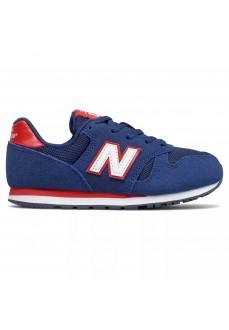 Zapatillas Niño/a New Balance YC373 Azul YC373 SNW | scorer.es