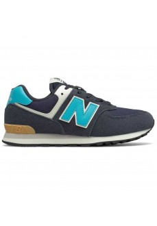New Balance Kid´s Shoes GC574 Navy GC574 MS2 | Kid's Trainers | scorer.es