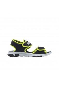 Reebok Kid´s Flip flops Wave Glider III Black FZ4523 | Kid's Sandals | scorer.es