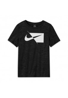 Nike Kid´s T-Shirt Sportswear Black DA0282-010 | Kids' T-Shirts | scorer.es