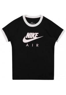 Nike Kid´s T-Shirt Air Black DC7158-010 | Kids' T-Shirts | scorer.es