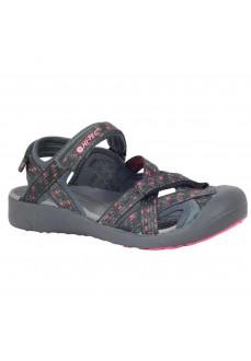 Hi-Tec Woman´s Slides Munda Grey O090052003 | Trekking shoes | scorer.es