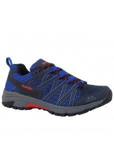 Hi-Tec Men´s Shoes Serra Trail blue O090009008 | Trekking shoes | scorer.es